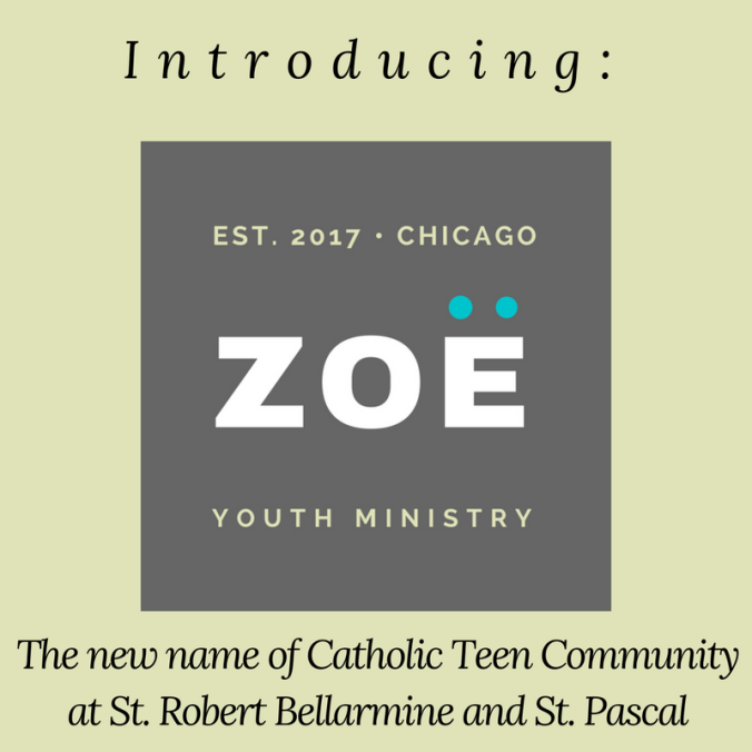 Zoe Youth Ministry