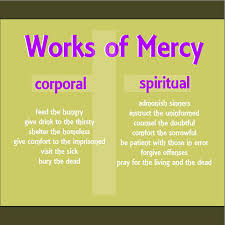 works of mercy listed