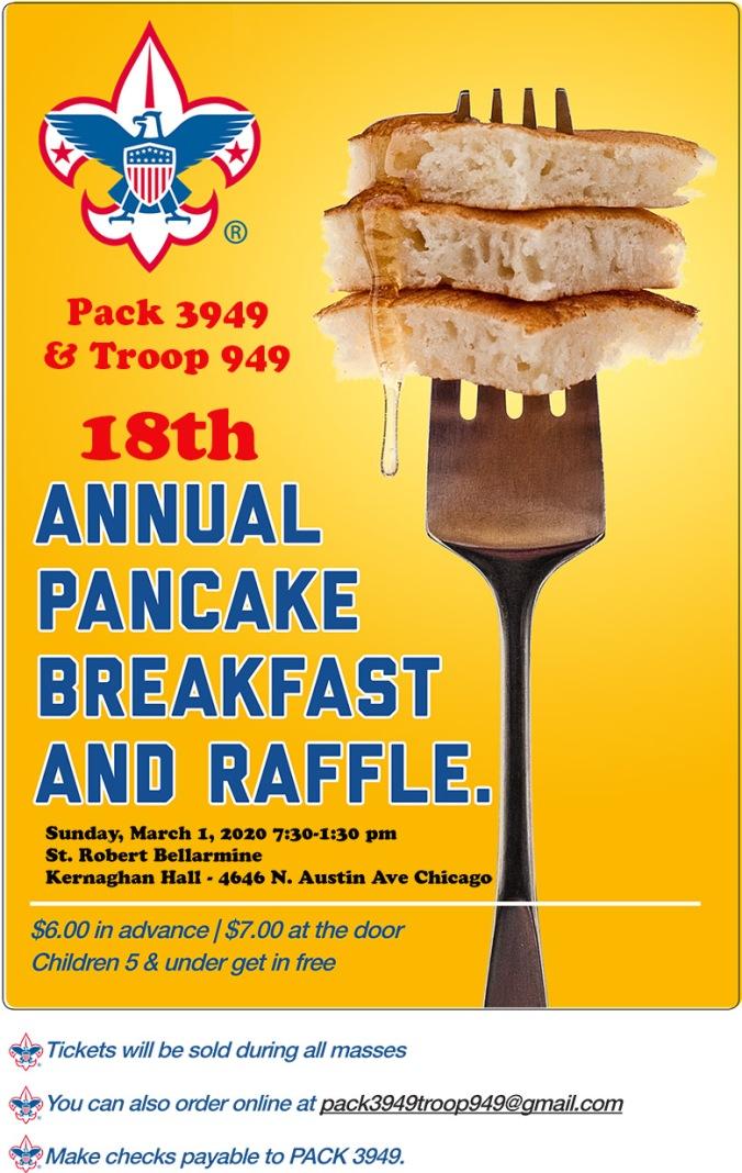 Pancake Bfast2020