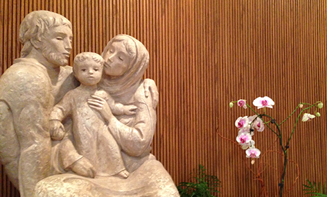 SRB holy family statue 472-394